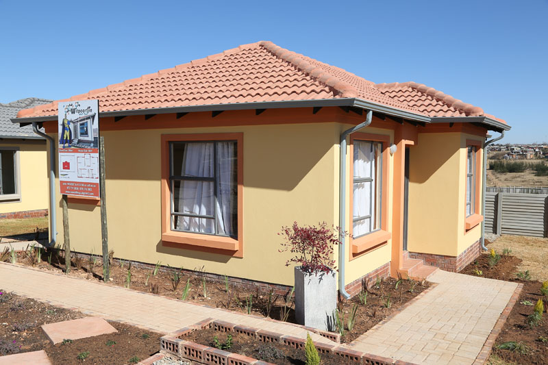 Calgro m3 now selling witpoortjie ext 64 for River view house plans